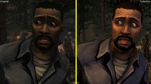 the walking dead collection the telltale series xbox one
