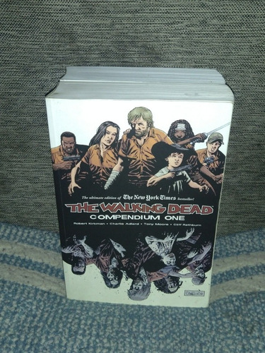 the walking dead compendium 1 e 2