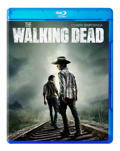 the walking dead cuarta temporada 4 cuatro blu-ray