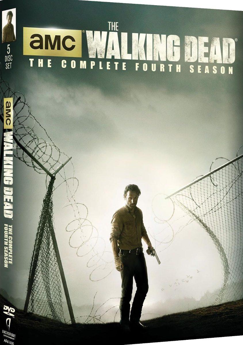 The Walking Dead Cuarta Temporada 4ta - $ 550,00 en Mercado Libre