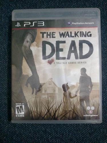 the walking dead original ps3