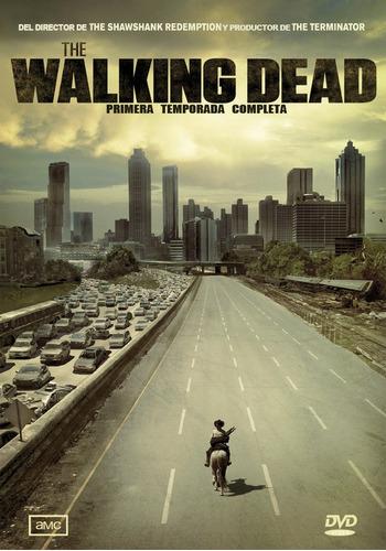 the walking dead paquete temporadas 1 2 3 4 dvd