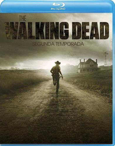 the walking dead paquete temporadas 1 2 3 blu-ray