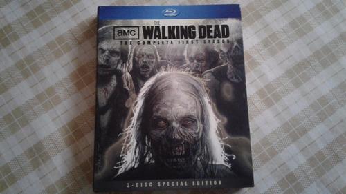 the walking dead season 1 edicion especial