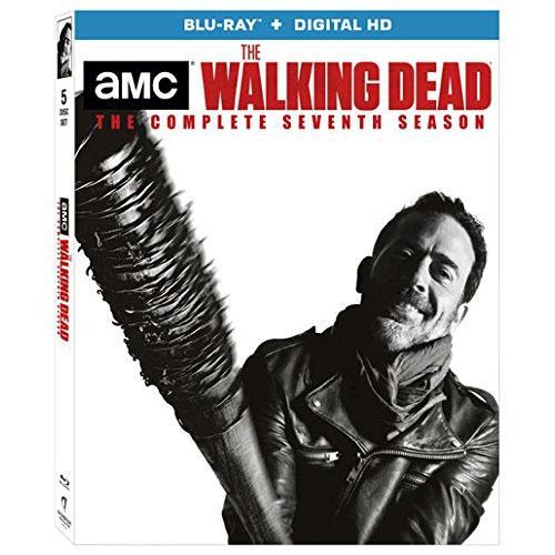 the walking dead season 7 blu-ray 5 discos sub latino