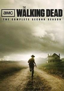 the walking dead temporada 2 dvd original nuevo