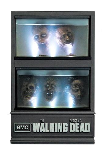 the walking dead temporada 3 edición de colección
