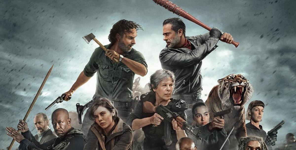 The Walking Dead Temporada 8 Sub. Español Hd - $ 55,00 en Mercado Libre