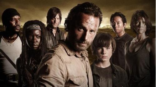 the walking dead temporadas 1 a 9 todas por 25mil dvd