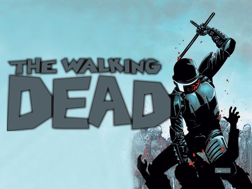 the walking dead tomo 1 ed planeta deagotini español - jxr
