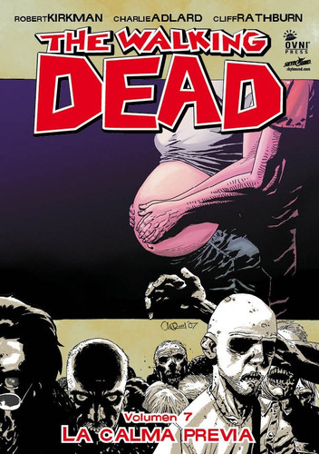 the walking dead tpb - consulte por n° disponibles, kirkman,