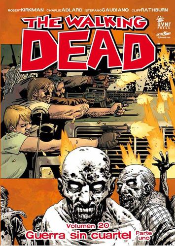 the walking dead vol. 20 - guerra sin cuartel