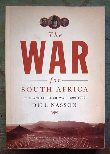 the war for south africa, bill nason