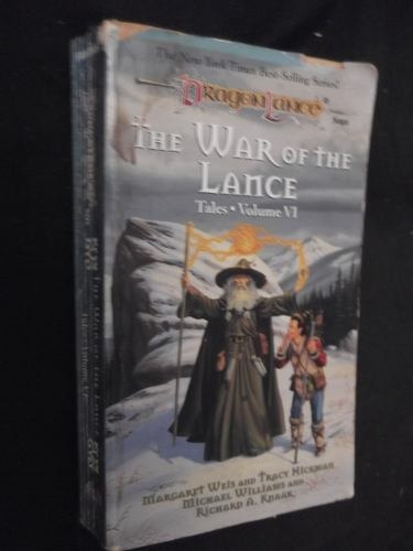 the war of the lance dragonlance tales 6 weiss hickman ingle