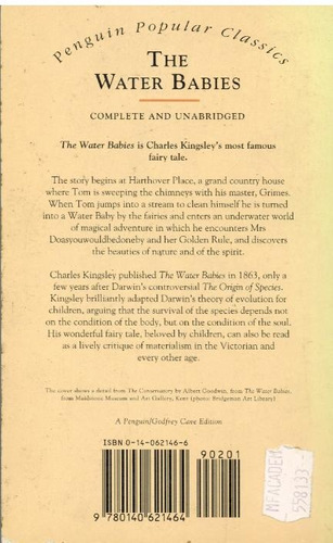 the water babies   charles  kingsley penguin popular classic