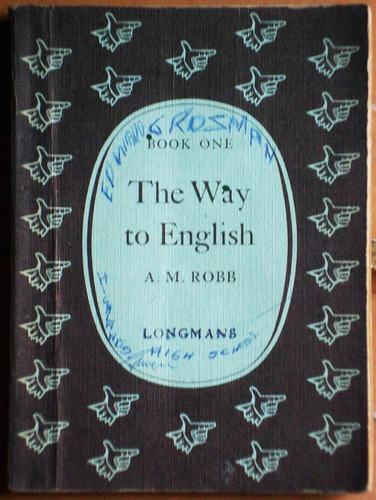 the way to english (book one) / a. m. robb