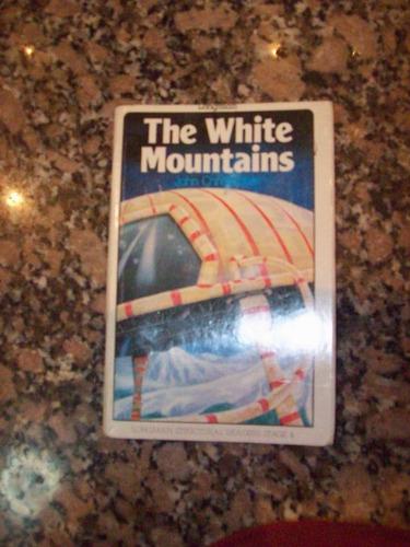 the white mountains de john christopher - longman