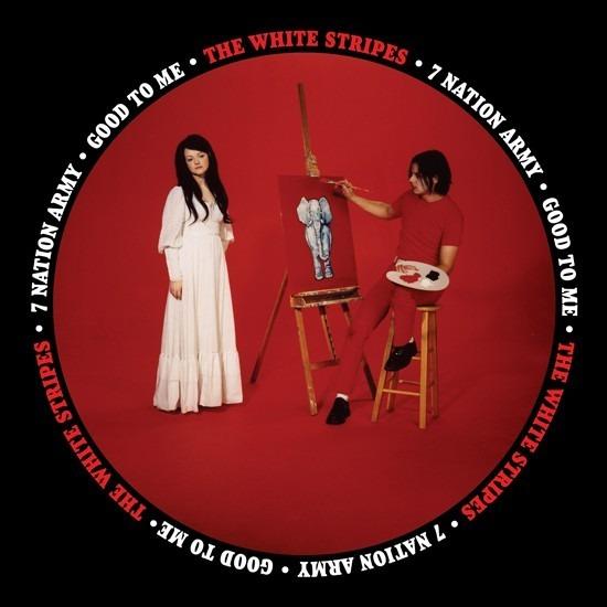 The white stripes singles
