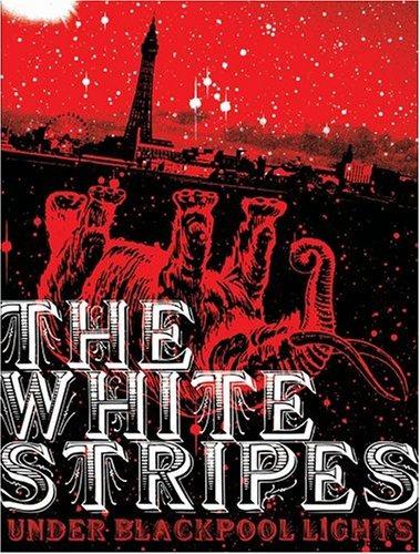 the white stripes under blackpool lights