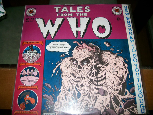 **the who **tales from the who**