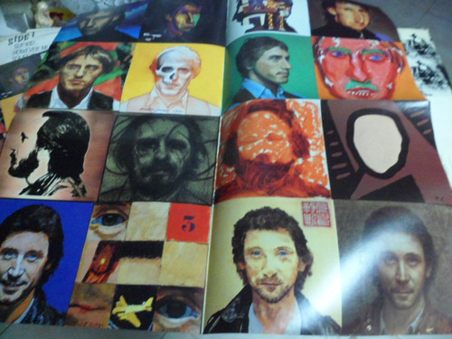 the who vinyl l.p. de 12 faces dance