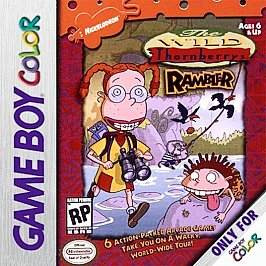 the wild thornberrys : rambler / gameboy color gbc / gba