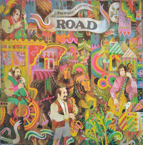 the winter consort - road