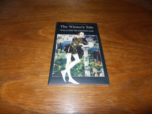 the winter's tale - william shakespeare - livro em inglês