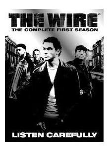 the wire: 1era temporada complete  (2004)