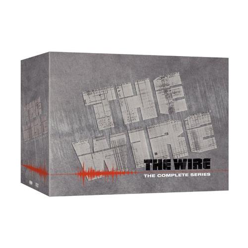 the wire la colección completa en dvd única