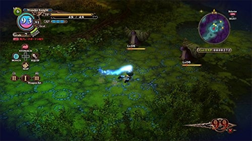 the witch and the hundred knight - playstation 4 (físico)
