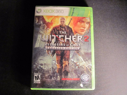 the witcher 2 assassins of kings xbox 360 envio gratis