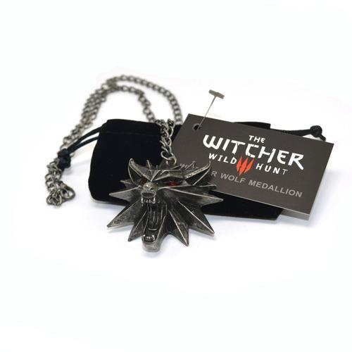 the witcher 3 collar envio gratis jinx original medallon dij