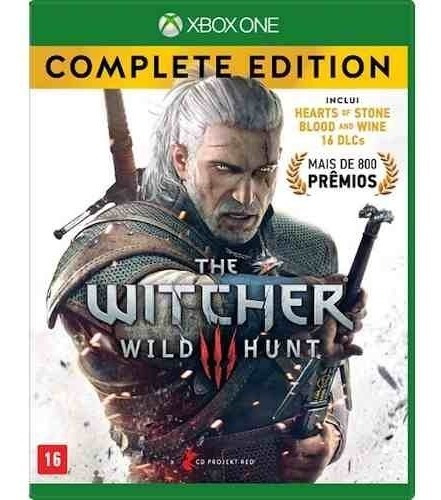 the witcher 3 completo xbox digital
