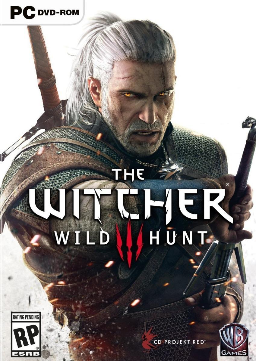 The Witcher 3 Pc Wild Hunt Goty Edition Gog Key Português - R$ 99 ...