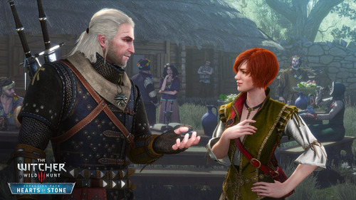 the witcher 3: wild hunt - hearts of stone - steam #378649
