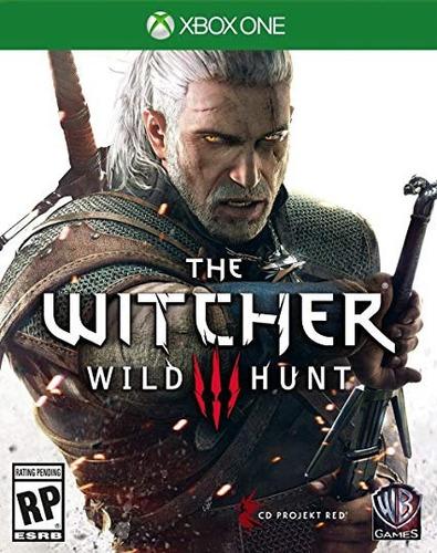 the witcher 3 wild hunt xbox one / x mejorado - codigo
