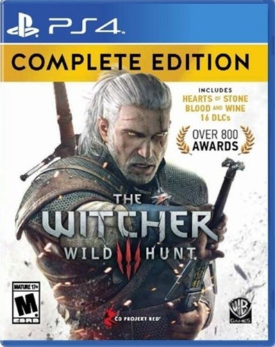the witcher wild hunt 3 complete edition envío grátis