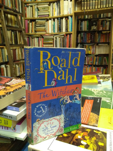 the witches roald dahl