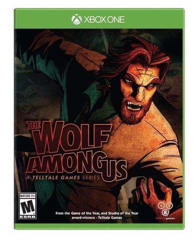the wolf among us nuevo sellado xbox one