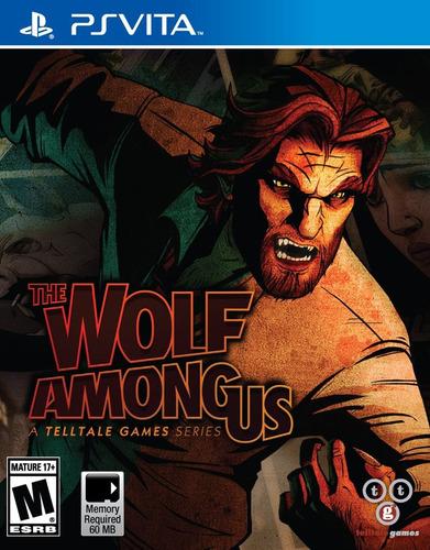 the wolf among us - ps vita- envio gratis