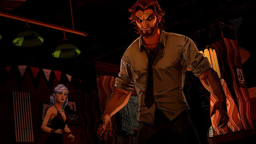the wolf among us - xbox 360 - s. g.