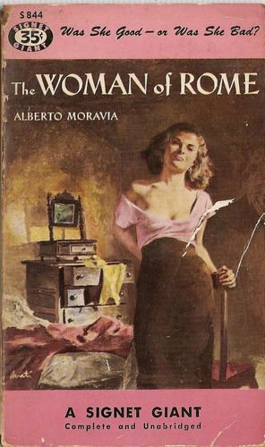 the woman of rome - alberto moravia