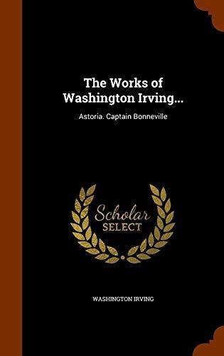 the works of washington irving... : washington irving