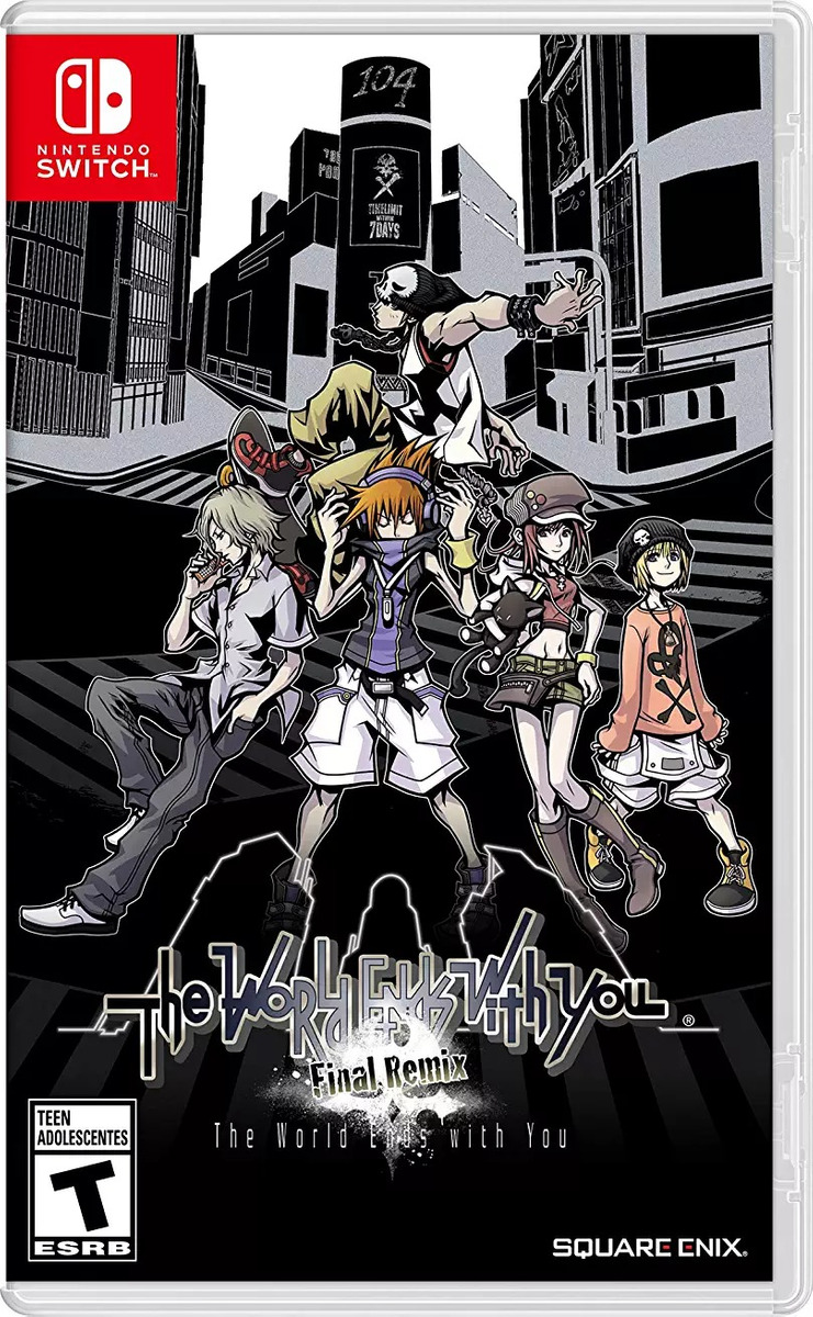 The World Ends With You: Final Remix - Nintendo Switch - C10 ...