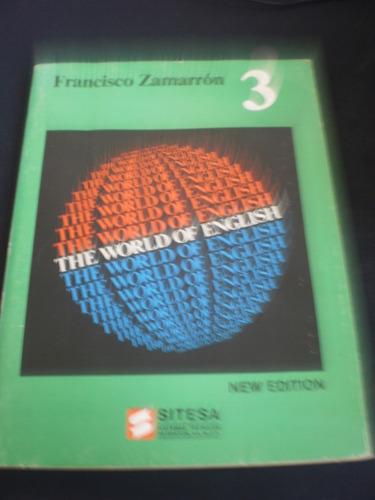 the world of english - francisco zamarrón