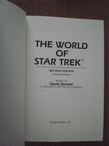 the world of star trek - david gerrold