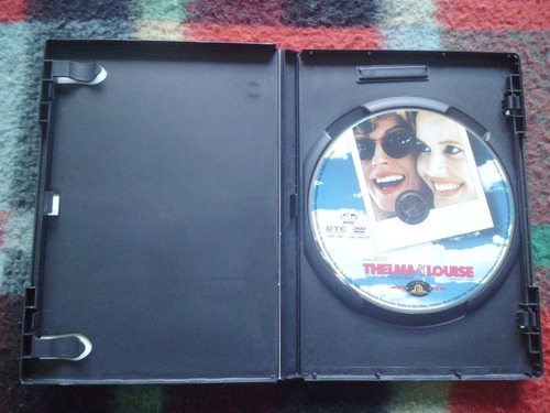 thelma & louise dvd ridley scott susan sarandon geena davis