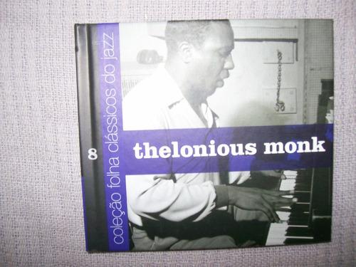 **thelonius monk** coleção folha de são paulo**