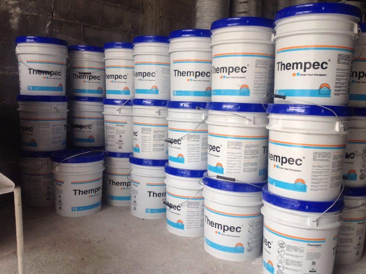 Thempec El Mejor Aislante T Rmico 1 500 00 En Mercado Libre